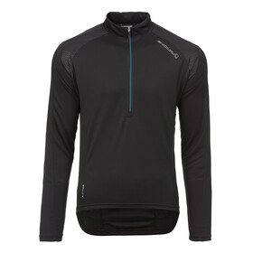 Endura Xtract Bike Jersey Longsleeve Men black